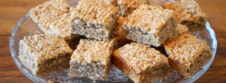 Healthy Whole Wheat Orange Flapjacks