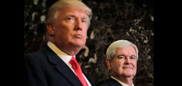 """WASHINGTON – Former U.S. House Speaker Newt Gingrich said on ABC's """"This Week"""" program Sunday his biggest worry about Donald Trump's incoming administration is that they might """"lose their nerve"""" once in power. """"Look, they're going to arrive in Washington, and for them to be successful they have to stake out positions that [Democratic National […]"""