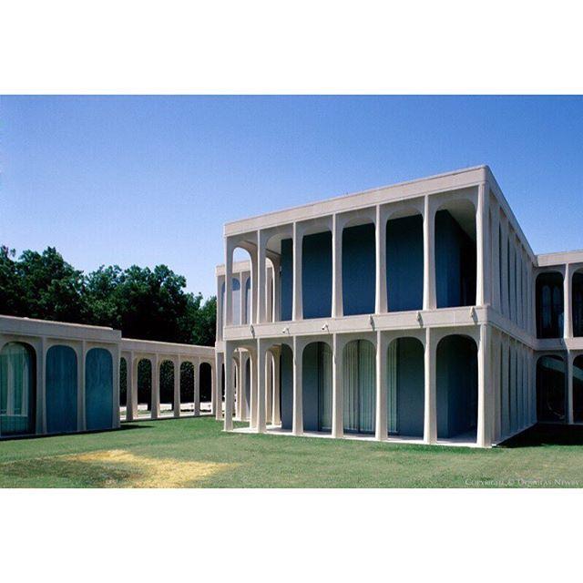 Dallas, Texas  designed by Phillip Johnson