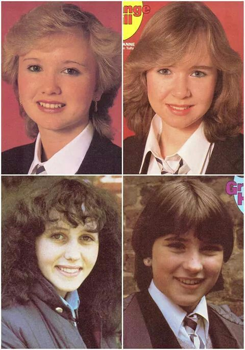 grange hill girls Ann wilson was one of grange hill's original female pupils and wasted no time in  getting herself voted onto the school council however after just one series,.