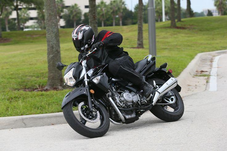 2013 Suzuki GW250. Click to read the review in Rider magazine!