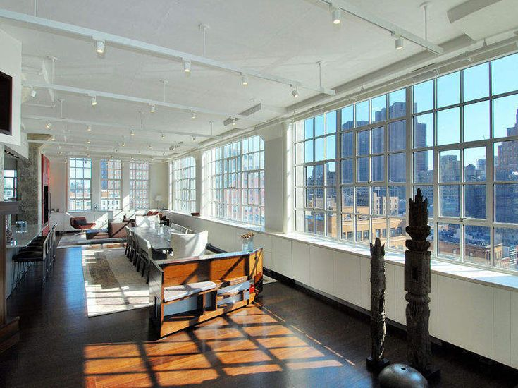 Superior The Sky #Lofts On 145 Hudson Street Live Up To Their Name. Taking Full · New  York ... Photo