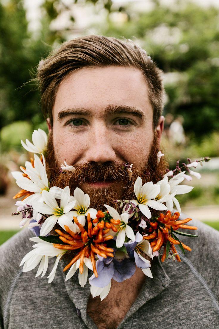 scruffscruffandbeards:  fuckyeahflowerbeards:  chrisbrinleejr:  Yours, beardly. Photo by Daniel Bruce Lee.