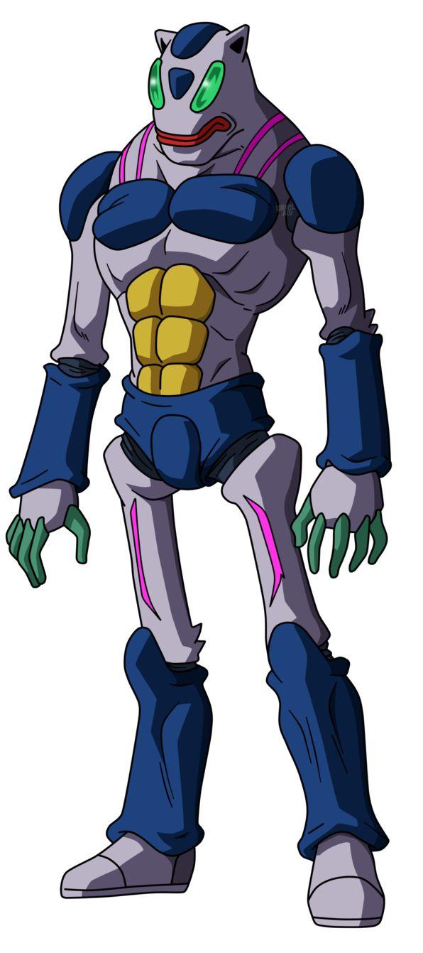 Nigurisshi Dragon Ball Super Universo 3 by UrielALV