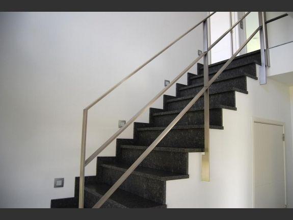 35 beste afbeeldingen van hal - Redo houten trap ...