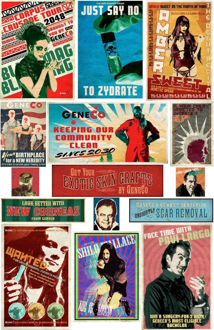 9 mejores imágenes de Repo! The Genetic Opera en Pinterest ...
