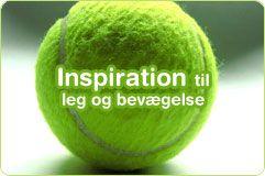 Inspiration til leg og bevægelse