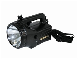 Nightsearcher Puma Rechargeable Searchlight. Description:  .Half a mile beam  .High / low light beams  .30W halogen main bulb & 10W halogen secondary bulb  .Operates for 1.5hrs on high beam and 4hrs on low beam  .Battery charging indicator (red to green)  .Supplied with: Mains charger and detachable shoulder strap. archlight QTY  Price: £87.32 #Torches, #Flashlights, #Torch, #Searchlights, #PowerfullTorches - http://www.rapidtoolsdirect.co.uk/category/torches-lamps