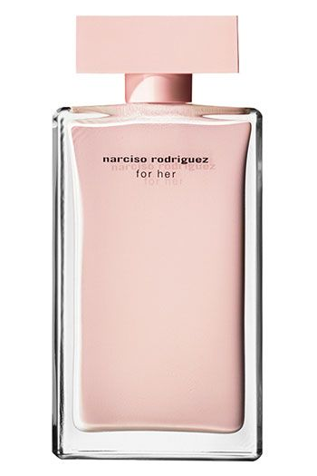 Feminine Elegant, Pure Modern. Narciso Rodriguez has an enduring connection and passion for musk.