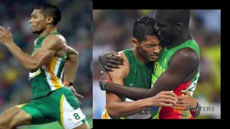 Wayde Van Niekerk wins men's 400 metres in world record 43 03