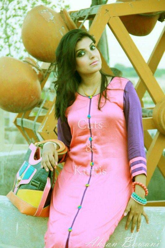Cut And Kurtis Eid-Ul-Azha Dresses 2013 For Women 0011