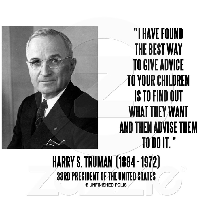 Harry S Truman Quotes: 120 Best GIVE 'EM HELL HARRY! Images On Pinterest