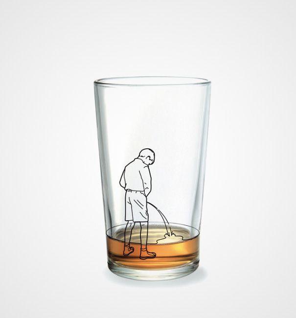 creative drink glasses