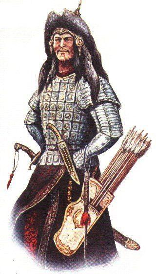 Tatar man