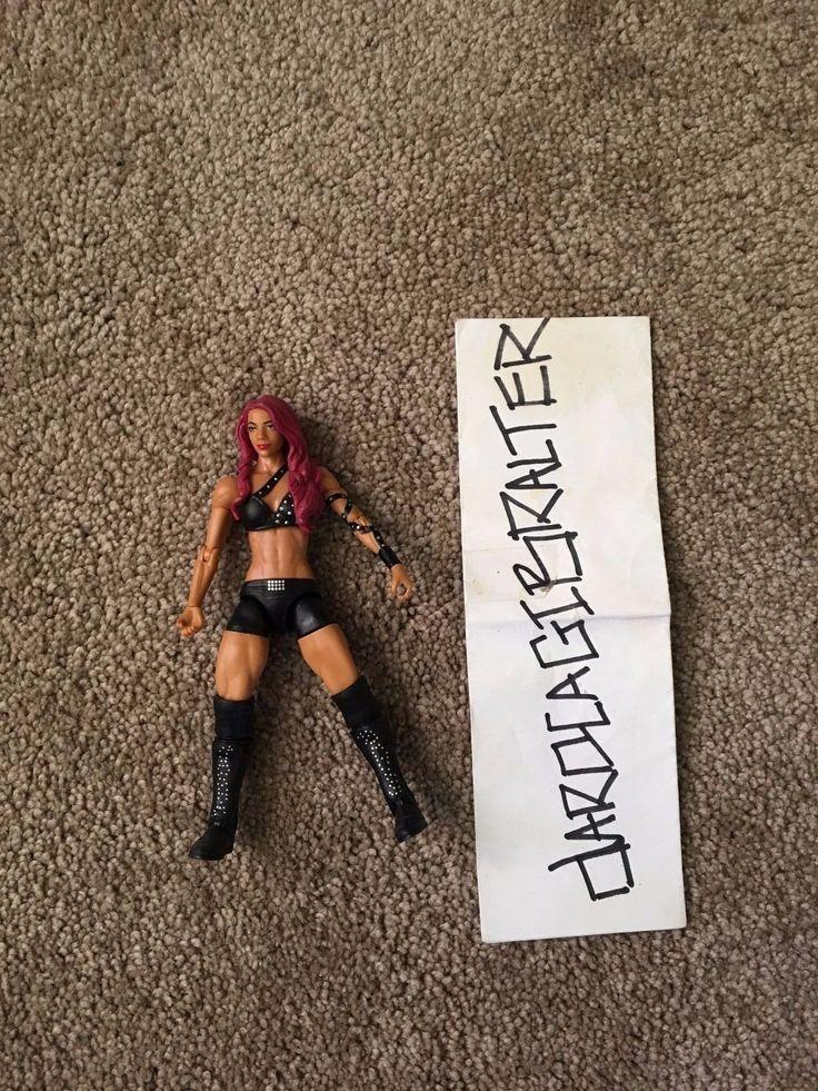 "WWE Sasha Banks 6"" Action Figure Loose Rare HTF Total Divas NXT - http://bestsellerlist.co.uk/wwe-sasha-banks-6-action-figure-loose-rare-htf-total-divas-nxt/"