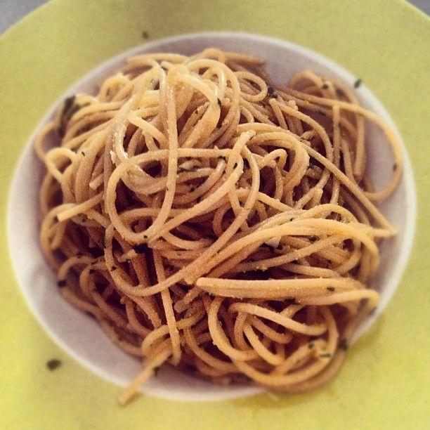 Pasta Con La Bottarga E Wasabi Recipe — Dishmaps