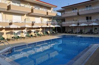 SARTI PLAZA   Hotel in Sarti Sithonia Chalkidiki