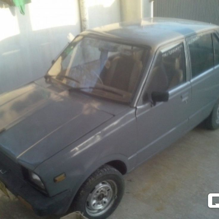 Comments by Seller Suzuki FX for sale family used car model 1987 in good condition with Petrol and CNG, new Tyres, new battery, engine overhauled with all original documents serious buyers...  https://www.quicklyads.pk/1987-suzuki-fx-for-sale-in-islamabad-rawalpindi/31705.html