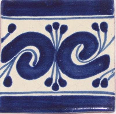 9 Ceramic Talavera Art Folk Handpainted Mexican Tiles B066 on eBay!