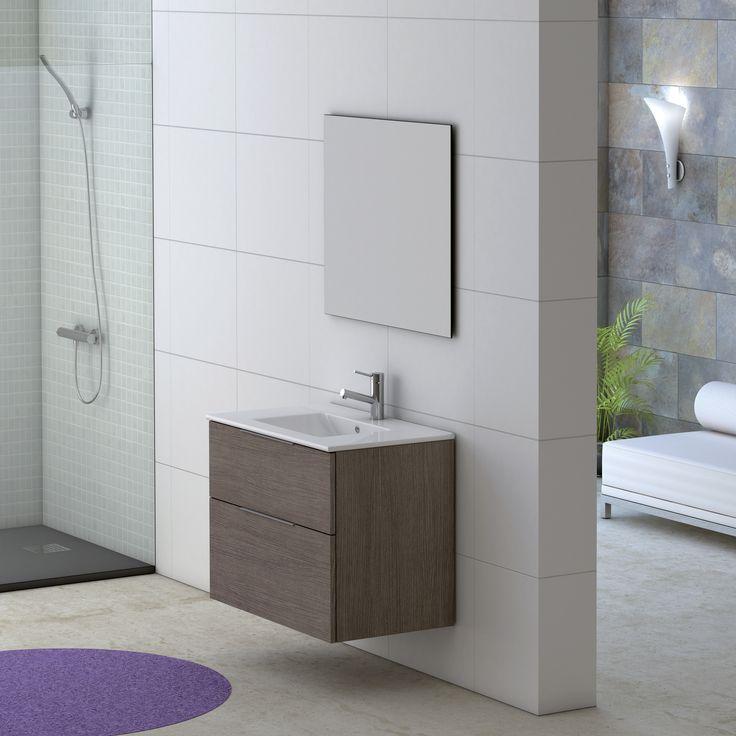 75 best Salle de bain images on Pinterest Bathroom, Bathroom ideas - salle de bain ardoise