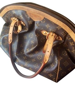 Louis Vuitton Tivoli Gm Monogram Satchel
