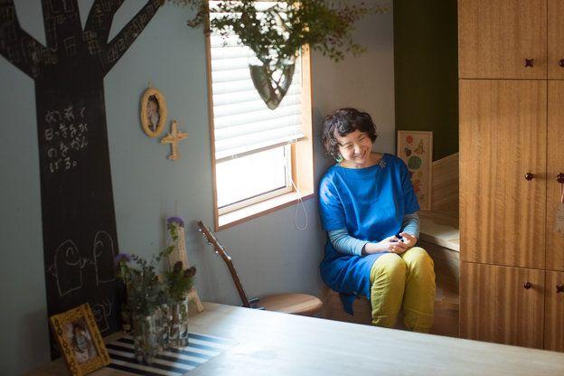 【ELLE】【第8回 アラキミカさん編】教えて先輩! おしゃれママンの子育てTALK|エル・オンライン