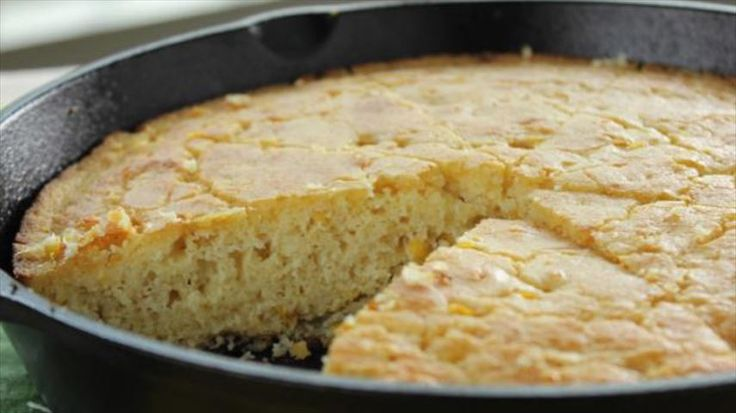 Sour Cream Cornbread | Recipe | Cornbread salad recipes, Sour cream ...