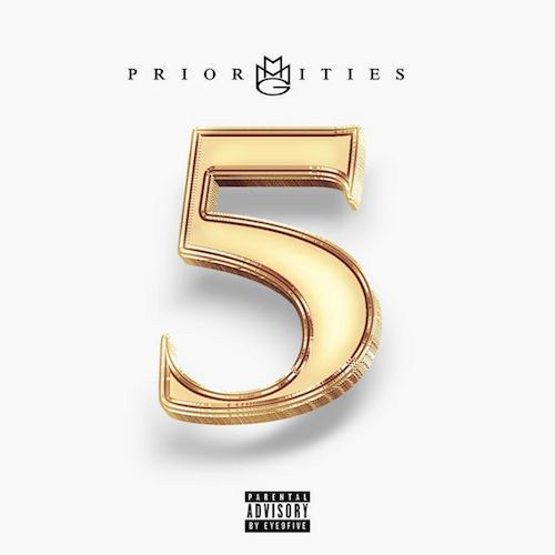 MMG Priorities Vol. 5 by Maybach Music Group