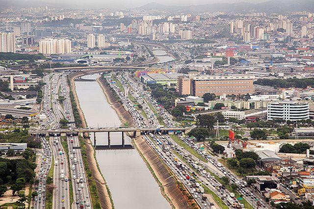 3 Maps Help Explain São Paulo, Brazil's Water Crisis | World ...