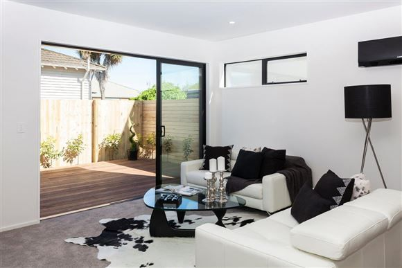 Sharp New Freehold Townhouse | Harcourts Gold Real Estate