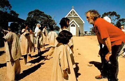 aborigine invading settler relationship rabbit proof fence Introduction rabbit-proof fence is a useful film text to study for the following reasons as a narrative, the film appears to be very simple in terms of structure.