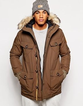 Superdry Military Everest Parka
