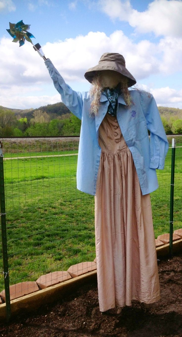 237 Best Images About Scarecrows / Garden Ladies And Men