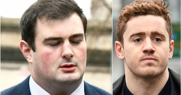 Graphic content warning: The Ulster rugby player's friend Rory Harrison was giving evidence on the latest sitting of the rape trial