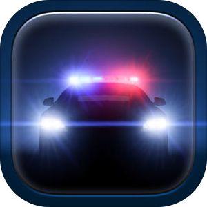 Epic Police Siren - Best Emergency Flashing Strobe Lights by Ichiban Mobile