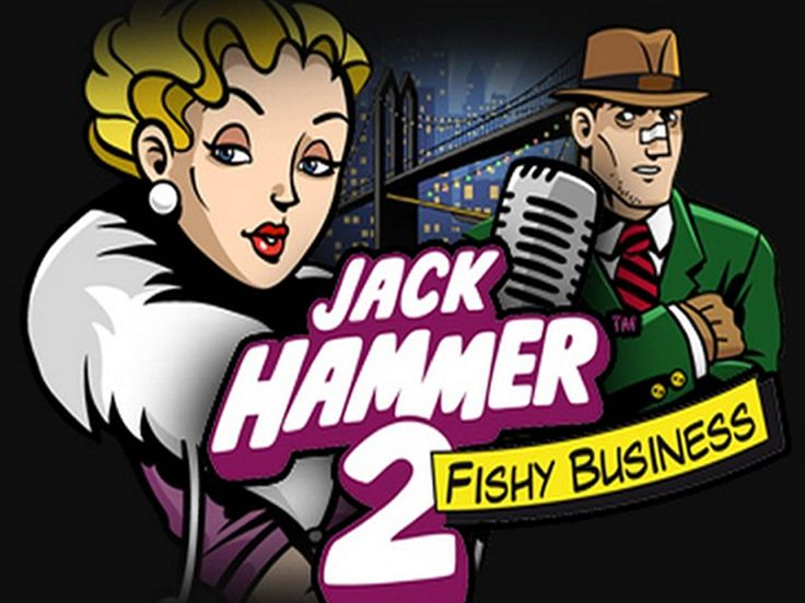 Jack wants to save the girl ..... find out who wins the best slots game http://www.kasino.se/slots/jack-hammer/