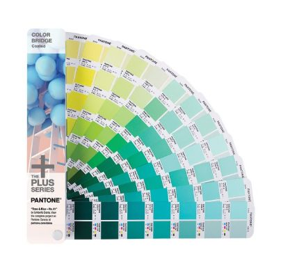 PANTONE COLOR #BRIDGE® Coated guide is a multi-purpose tool for printers, graphic and web designers. It is best used for determining how Solid Colors will look when reproduced through four-color printing process