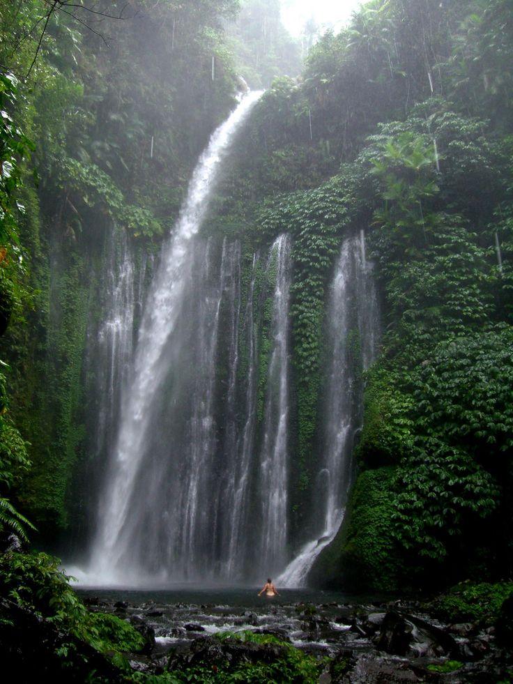 Tiu Kelep - Lombok, Indonesia