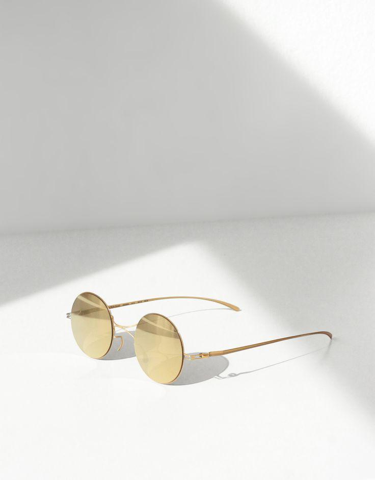 introducing the new Mykita x Maison Martin Margiela glasses