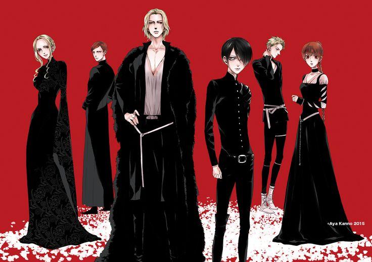 [Now Reading... Manga] Requiem of the Rose King di Aya Kanno | Hana's Blog