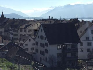 Travel With MWT The Wolf: Travel Notes  Rapperswil Switzerland