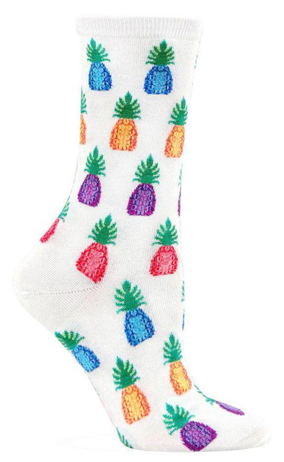 Pineapples Socks