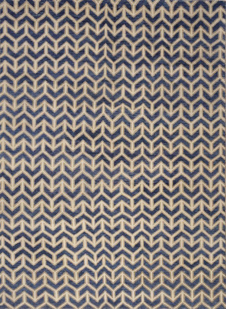 Bamboo Silk Rug - Modern & Tibetan - Matt Camron Rugs & Tapestries hicks chevron pattern carpet