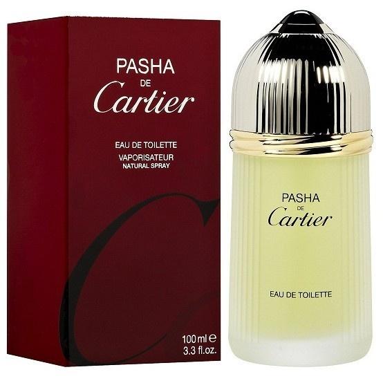 Cartier Pasha 3.4 oz (100ml) Men EDT  $39.99