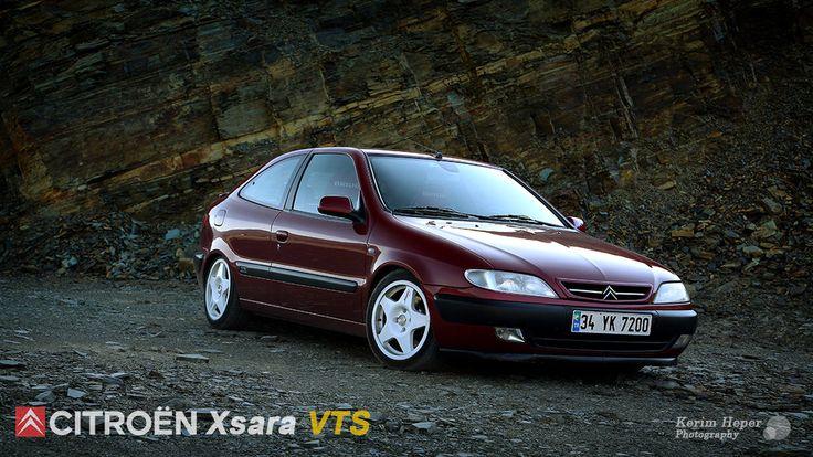 Citroen Xsara VTS by kerimheper