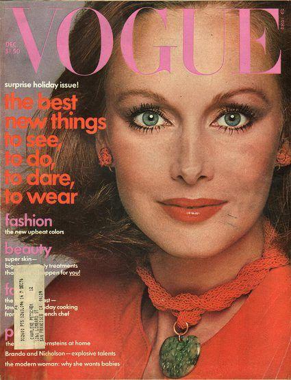 Vogue December 1975