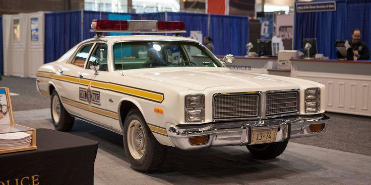 1977 dodge monaco police car live in chicago police for Chicago motors used police cars