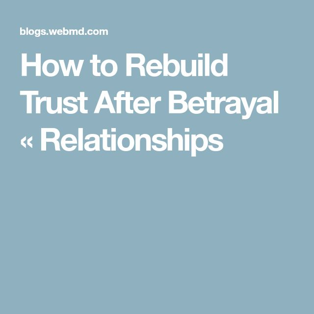 Trust After Betrayal Quotes: Best 25+ Rebuilding Trust Ideas On Pinterest
