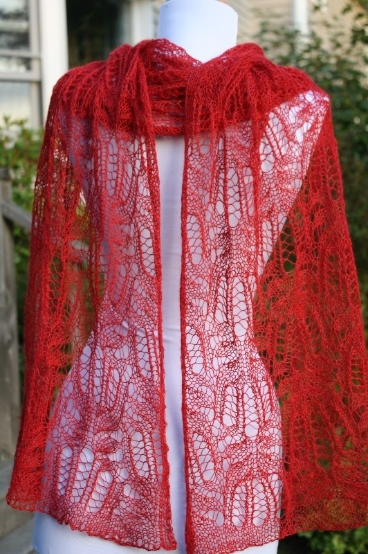 All Knitted Lace: Free Lace Knitting Pattern