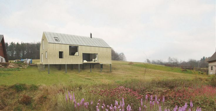 dům (nejen) pro nadlesního